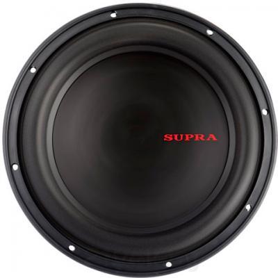 Головка сабвуфера Supra TBS-300B - общий вид