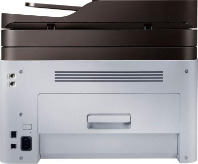 МФУ Samsung SL-C460FW - вид сзади