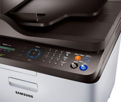МФУ Samsung SL-C460FW - панель управления