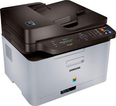 МФУ Samsung SL-C460FW - общий вид