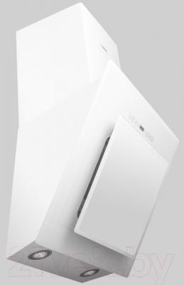 Вытяжка декоративная Exiteq Anastasia 60 (белый)