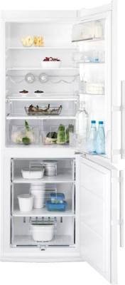 Холодильник с морозильником Electrolux EN3401ADW - в открытом виде