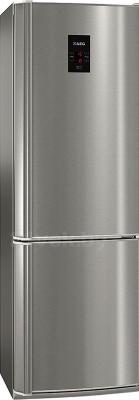 Холодильник с морозильником AEG S83200CMM0 - общий вид