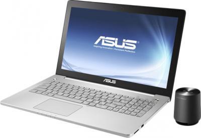 Ноутбук Asus N550JK-CN015D - общий вид