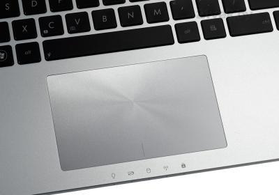 Ноутбук Asus N56JR-CN176D - тачпад