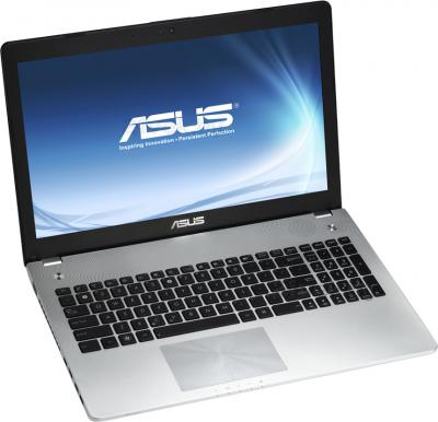 Ноутбук Asus N56JR-CN176D - общий вид
