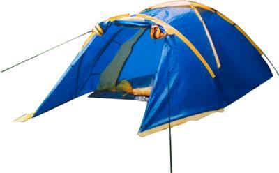 Палатка NoBrand Meran 3-местная - общий вид