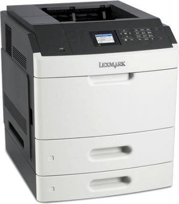 Принтер Lexmark MS811dtn - общий вид