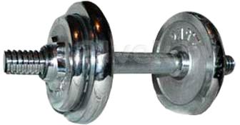 Набор гантелей разборных NoBrand 14kg (окрашенная) - общий вид