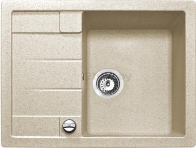 Мойка кухонная Teka Astral 45 B-TG / 40143516 (Светлый беж) - реальный цвет модели может немного отличаться от цвета, представленного на фото