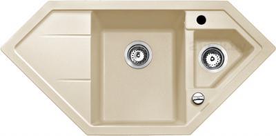 Мойка кухонная Teka Astral 70 E-TG (янтарь) - реальный цвет модели может немного отличаться от цвета, представленного на фото