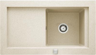 Мойка кухонная Teka Aura 45 B-TG (янтарь) - реальный цвет модели может немного отличаться от цвета, представленного на фото