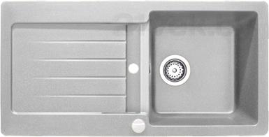 Мойка кухонная Teka Kea 45 B-TG (алебастр) - реальный цвет модели может немного отличаться от цвета, представленного на фото