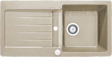 Мойка кухонная Teka Kea 45 B-TG (янтарь) - реальный цвет модели может немного отличаться от цвета, представленного на фото