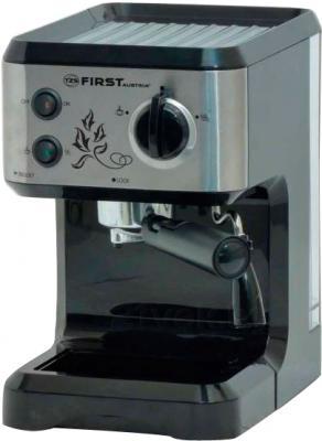 Кофеварка эспрессо FIRST Austria FA-5476-1 - общий вид