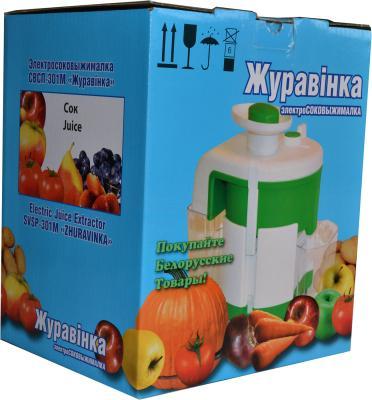 Соковыжималка Журавинка СВСП 301М - упаковка