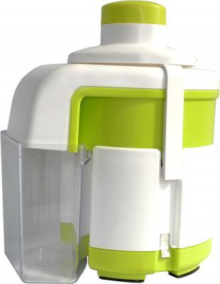 Соковыжималка Журавинка СВСП 102П - общий вид с емкостью для жмыха