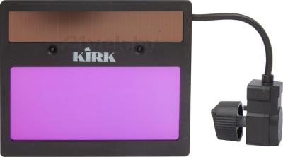 Светофильтр для сварочной маски Kirk DX-600S - общий вид