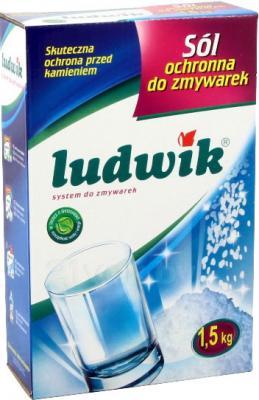 Порошок для посудомоечных машин Ludwik Защитная соль (1.5кг) - общий вид
