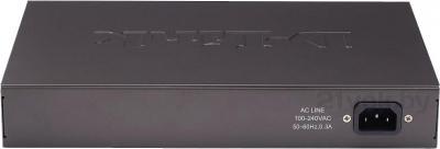 Коммутатор D-Link DES-1016D - вид сзади