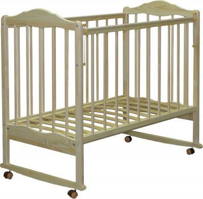 Детская кроватка СКВ 230115 (Береза) - общий вид
