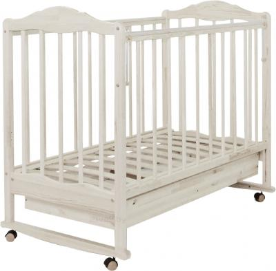 Детская кроватка СКВ 231111 (Белая) - общий вид