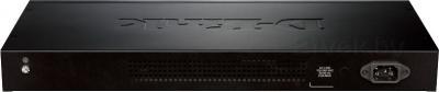 Коммутатор D-Link DES-3200-28 - вид сзади