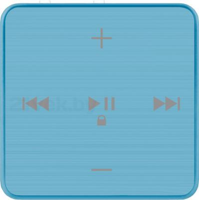 MP3-плеер TeXet T-22 (4Gb, синий) - общий вид