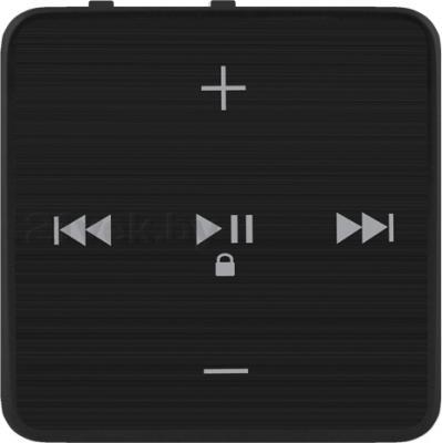 MP3-плеер TeXet T-22 (4GB, черный) - общий вид