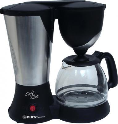 Капельная кофеварка FIRST Austria FA-5459 - общий вид