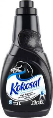 Гель для стирки Kokosal Black (2л) - общий вид