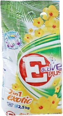 Стиральный порошок E Exotic Active Plus 2 in 1 (2.5кг) - общий вид