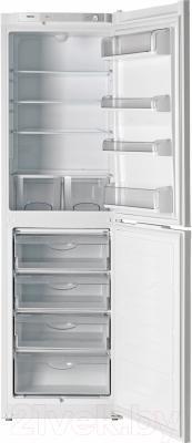 Холодильник с морозильником ATLANT ХМ 4725-100 - в открытом виде