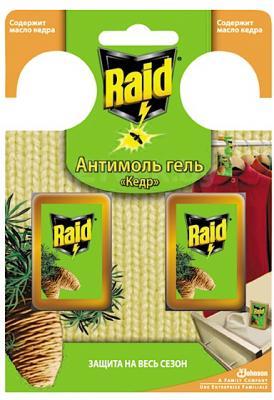 Антимоль Raid Кедр - общий вид
