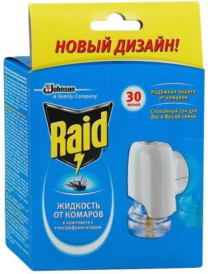 Электрофумигатор Raid От комаров 30 ночей (21,9мл) - общий вид