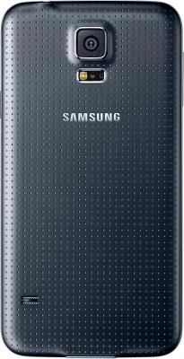 Смартфон Samsung Galaxy S5 G900H (16GB, Black) - задняя панель
