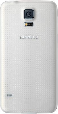 Смартфон Samsung Galaxy S5 G900H (16GB, White) - задняя панель