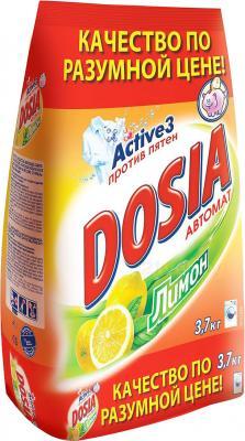 Стиральный порошок Dosia Лимон New (3.7кг) - общий вид