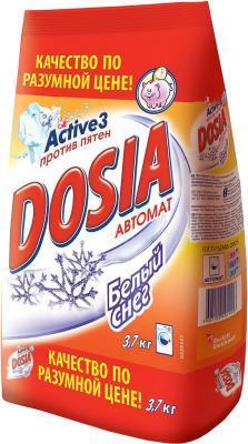 Стиральный порошок Dosia Белый снег (автомат, 3.7кг) - общий вид
