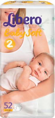 Подгузники Libero Baby Soft Mini (52шт) - общий вид