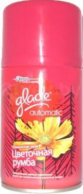 Сменный флакон освежителя воздуха Glade Цветочная румба (269мл) - общий вид