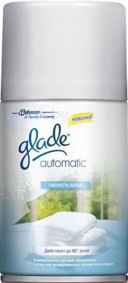 Сменный флакон освежителя воздуха Glade Automatic Свежесть белья (175г) - общий вид