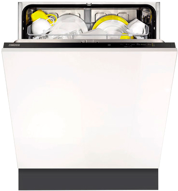 Посудомоечная машина Zanussi ZDT13011FA - общий вид