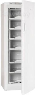 Морозильник ATLANT М 7204-100 - с открытой дверцей