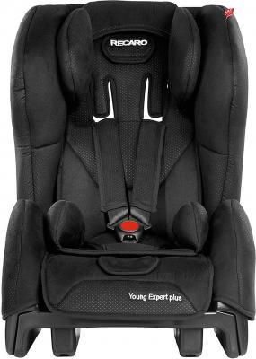 Автокресло Recaro Young Expert Plus (черный) - общий вид