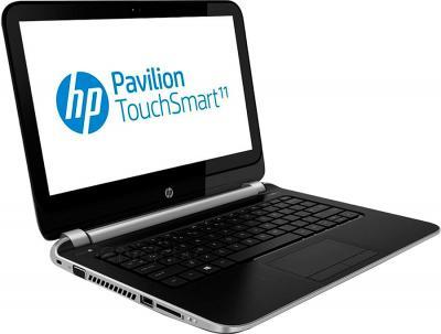 Ноутбук HP Pavilion TouchSmart 11-e100sr (F5B63EA) - общий вид