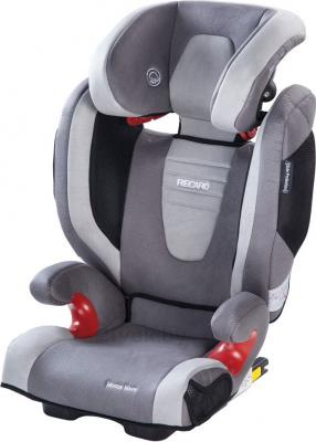 Автокресло Recaro Monza Nova 2 Seatfix (серый) - общий вид