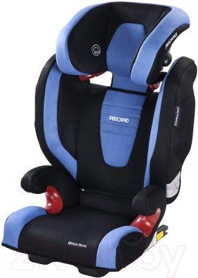 Автокресло Recaro Monza Nova 2 Seatfix (сапфир) - общий вид