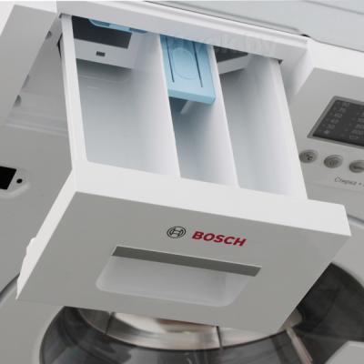 Стирально-сушильная машина Bosch WKD28540OE - загрузочный лоток