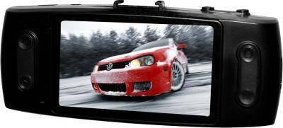 Автомобильный видеорегистратор Видеосвидетель 3605 FHD - дисплей